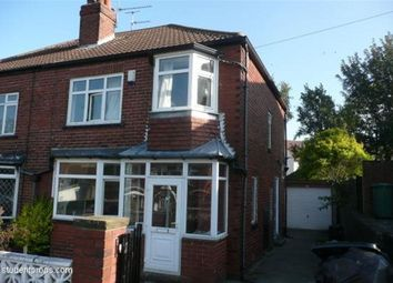 Thumbnail 4 bed semi-detached house to rent in Eden Drive, Burley, Leeds