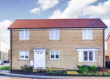 Thumbnail 4 bed detached house for sale in Hastings Road, Hilperton, Trowbridge