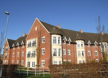 Thumbnail 2 bed flat to rent in Tiverton Court, Kingsmead, Northwich