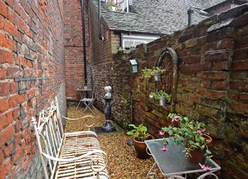 Thumbnail 2 bedroom terraced house for sale in East Pallant, Chichester, West Sussex