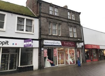Thumbnail Retail premises for sale in 154 High Street, Arbroath