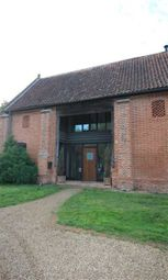 Thumbnail 4 bed barn conversion to rent in The Common, Dunston, Norwich