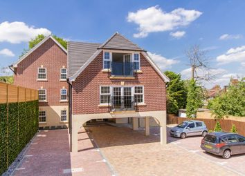 Thumbnail 2 bed flat for sale in Roding Heights Development, Station Road, Buckhurst Hill