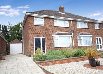 Thumbnail 3 bed semi-detached house for sale in Falmouth Grove, Parklands, Swindon