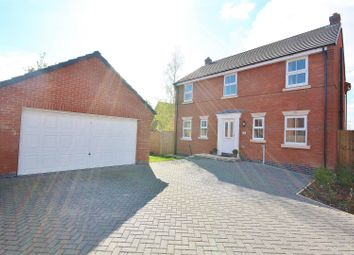 Thumbnail 4 bedroom detached house for sale in Ribston Close, Goole