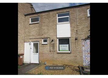 Thumbnail 3 bed terraced house to rent in Sprignall, Peterborough