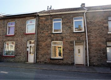 Thumbnail 3 bed terraced house for sale in Robert Street, Pontypridd