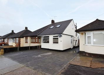 Thumbnail 3 bedroom semi-detached bungalow for sale in Playfield Avenue, Romford