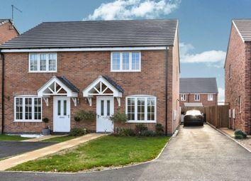 Thumbnail 2 bed semi-detached house for sale in Phildock Wood Road, Langley Country Park, Derby