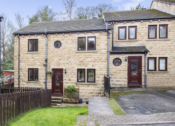 Thumbnail 3 bedroom semi-detached house for sale in Weavers Court, Holmfirth, Huddersfield