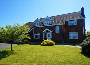 Thumbnail 6 bed detached house for sale in Chatsworth, Bangor