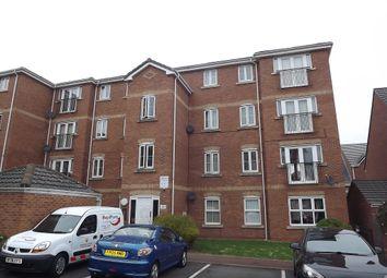 Thumbnail 2 bedroom flat to rent in Harper Grove, Tipton