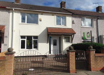 Thumbnail 3 bed terraced house to rent in Birken Road, Southdene, Kirkby