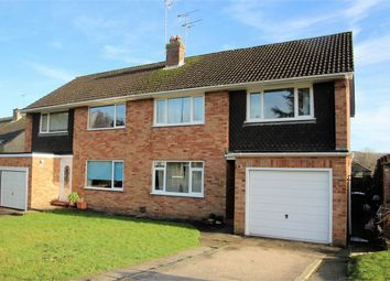 Thumbnail 3 bed semi-detached house to rent in Dryleaze, Wotton-Under-Edge, Gloucestershire
