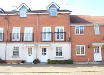 Thumbnail 3 bed town house for sale in Spindler Close, Grange Farm, Kesgrave, Ipswich