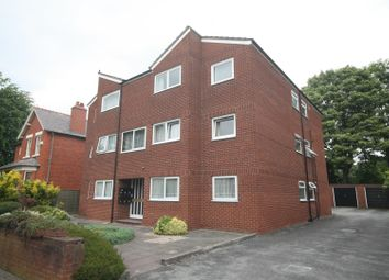 Thumbnail 2 bed flat for sale in Vicarage Road, Hoole, Chester