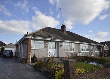 Thumbnail 2 bed semi-detached bungalow for sale in Henfield Road, Coalpit Heath, Bristol