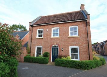 Thumbnail 4 bed link-detached house for sale in St. Michaels Avenue, Aylsham