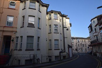 Thumbnail 1 bed flat to rent in Purbeck Road, Bournemouth, Dorset
