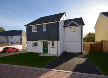 Thumbnail 4 bed detached house for sale in Hugus Meadows, Threemilestone, Truro