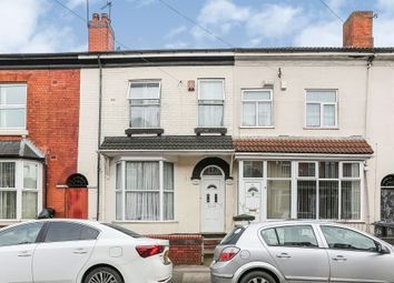 5 bed terraced house for sale in Gladstone Road, Sparkbrook, Birmingham B11