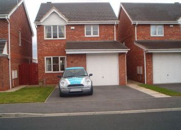 Thumbnail 3 bed detached house to rent in Cedar Crescent, Selby