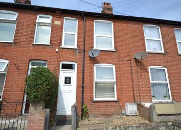 Thumbnail 3 bedroom terraced house for sale in Maidstone Road, Felixstowe