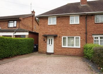 Thumbnail 2 bed semi-detached house for sale in Heath Way, Birmingham