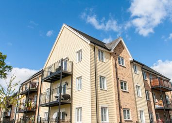 Thumbnail 2 bedroom flat for sale in Meadfarm Close, Romford