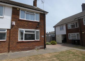 Thumbnail 2 bed flat to rent in Clarendon Street, Herne Bay
