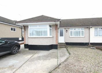 Thumbnail 2 bed semi-detached bungalow to rent in Eastwood Old Road, Leigh On Sea, Essex