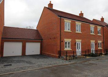 Thumbnail 2 bed semi-detached house for sale in Oswald Street, Aldershot