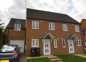 Thumbnail 3 bed property to rent in Charles Street, Thrapston, Kettering