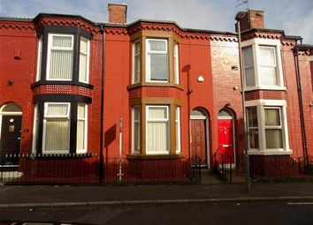 Thumbnail 3 bedroom end terrace house to rent in Cameron Street, Kensington, Liverpool