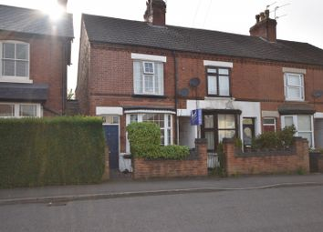 Thumbnail 2 bed semi-detached house to rent in Leicester Road, Shepshed, Loughborough