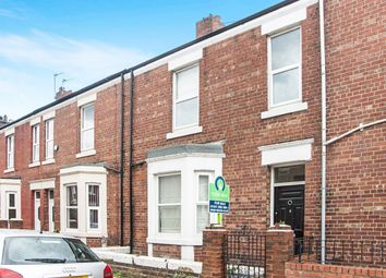 Thumbnail 3 bedroom terraced house for sale in Hawthorne Grove, Wallsend