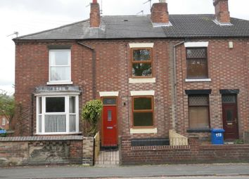 Thumbnail 2 bed terraced house to rent in Tamworth Road, Long Eaton