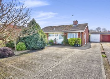 Thumbnail 3 bedroom detached bungalow for sale in Middlemarch Road, Toftwood, Dereham