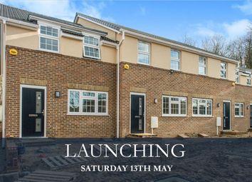 Thumbnail 3 bed terraced house for sale in Jeanval Mews, Rainham, Gillingham