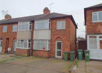 Thumbnail 3 bed end terrace house for sale in Leyland Road, Braunstone Town, Leicester, Leicestershire