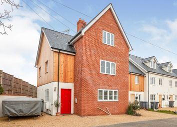 Thumbnail 4 bed terraced house for sale in Bakers Mews, Saxmundham