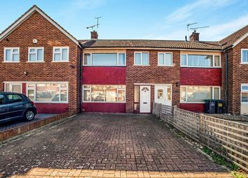 Thumbnail 3 bed terraced house to rent in Beaumont Drive, Northfleet, Gravesend