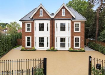 Thumbnail 5 bed semi-detached house for sale in Oatlands Drive, Weybridge