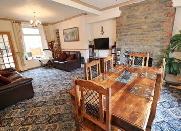 Thumbnail 3 bed terraced house for sale in Heath Crescent, Graigwen, Pontypridd