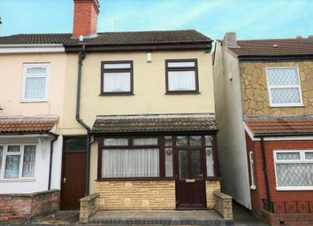 Thumbnail 2 bed terraced house to rent in Ashley Street, Bilston, West Midlands