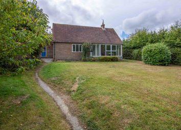 Thumbnail 3 bed bungalow to rent in Bore Place Road, Chiddingstone, Edenbridge