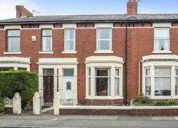 Thumbnail 3 bed terraced house for sale in Hawkhurst Road, Penwortham, Preston