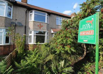 Thumbnail 3 bed terraced house for sale in Swanbridge Road, Bexleyheath