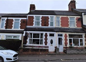 Thumbnail 3 bed terraced house for sale in Palmerston Road, Barry, Vale Of Glamorgan