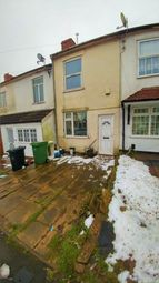 Thumbnail 2 bed terraced house to rent in Occupation Street, Dudley